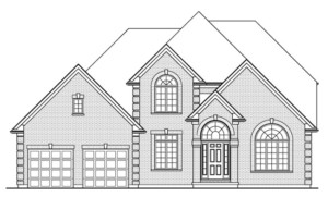Cornell Elevation | Wastell Homes
